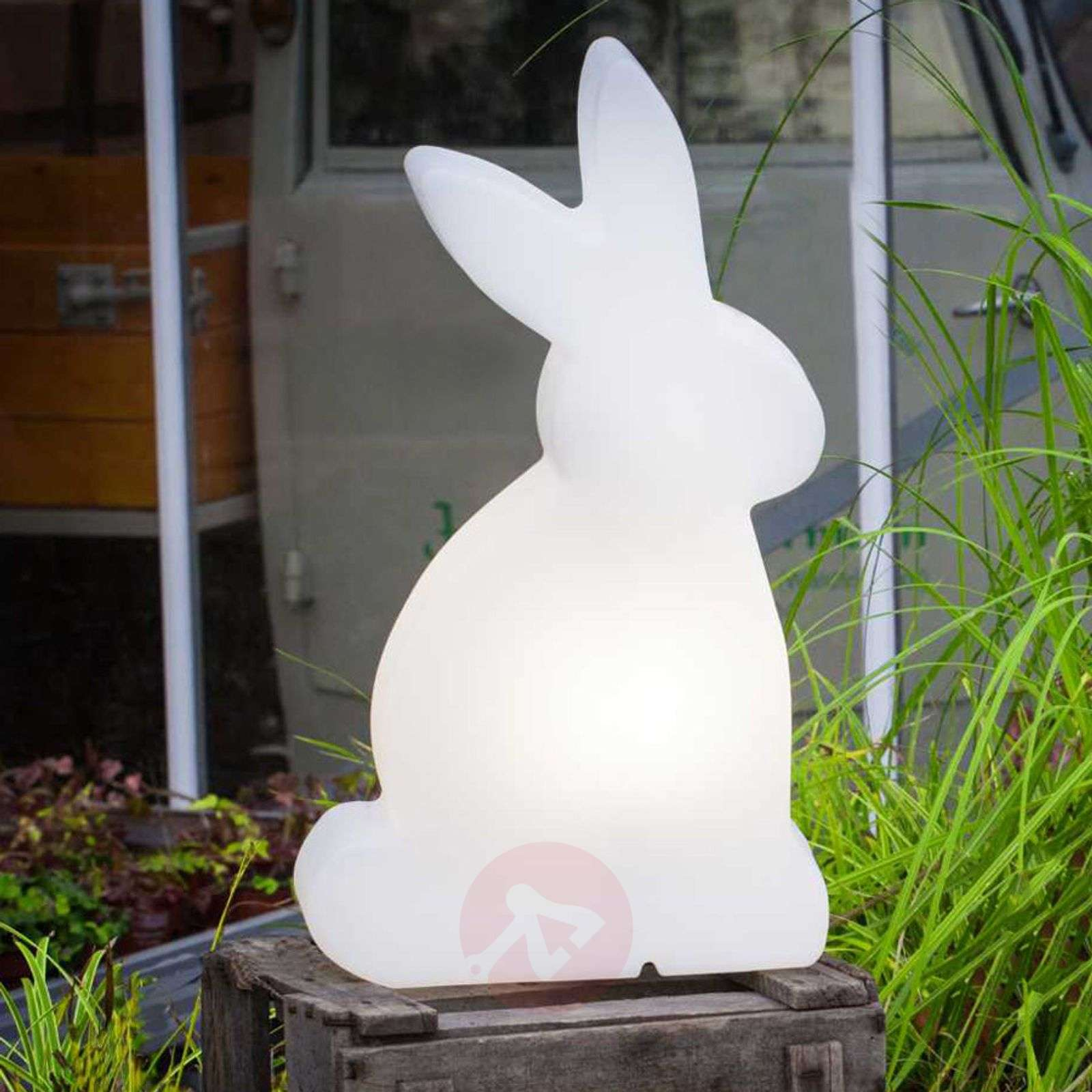 50 cm Led decoratie lamp Stralende Rabbit-1004079-02
