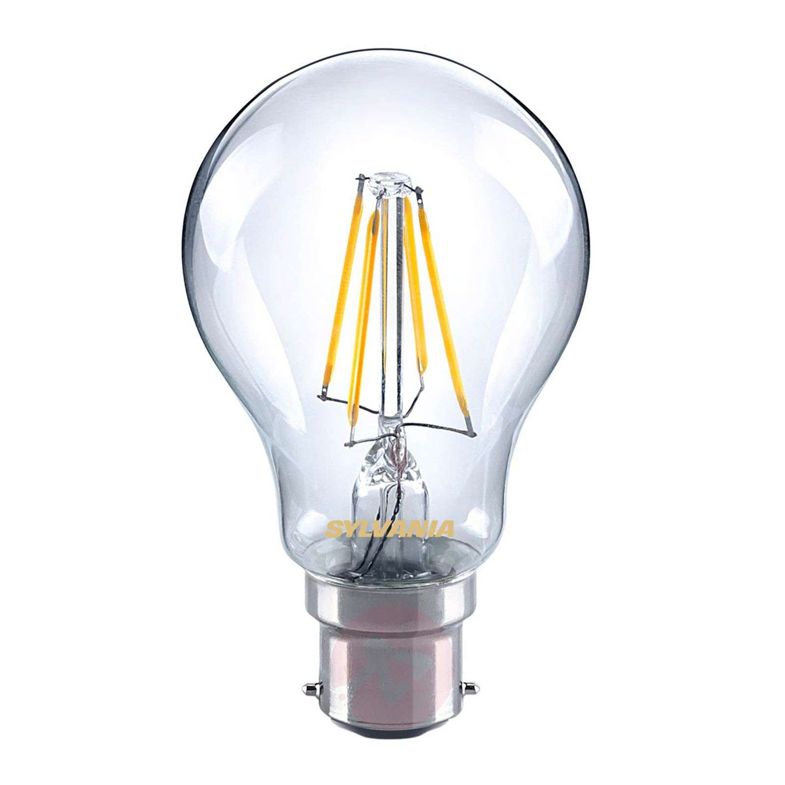 B22 4W 827 LED filament lamp, helder-8530197-01