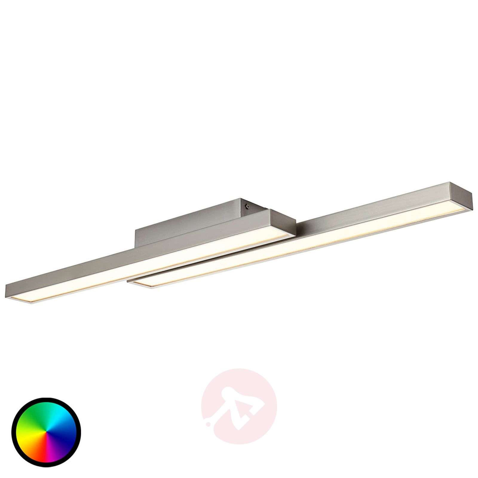 Bedienbare Brillliant WiZ LED plafondlamp Sword-1509476-01