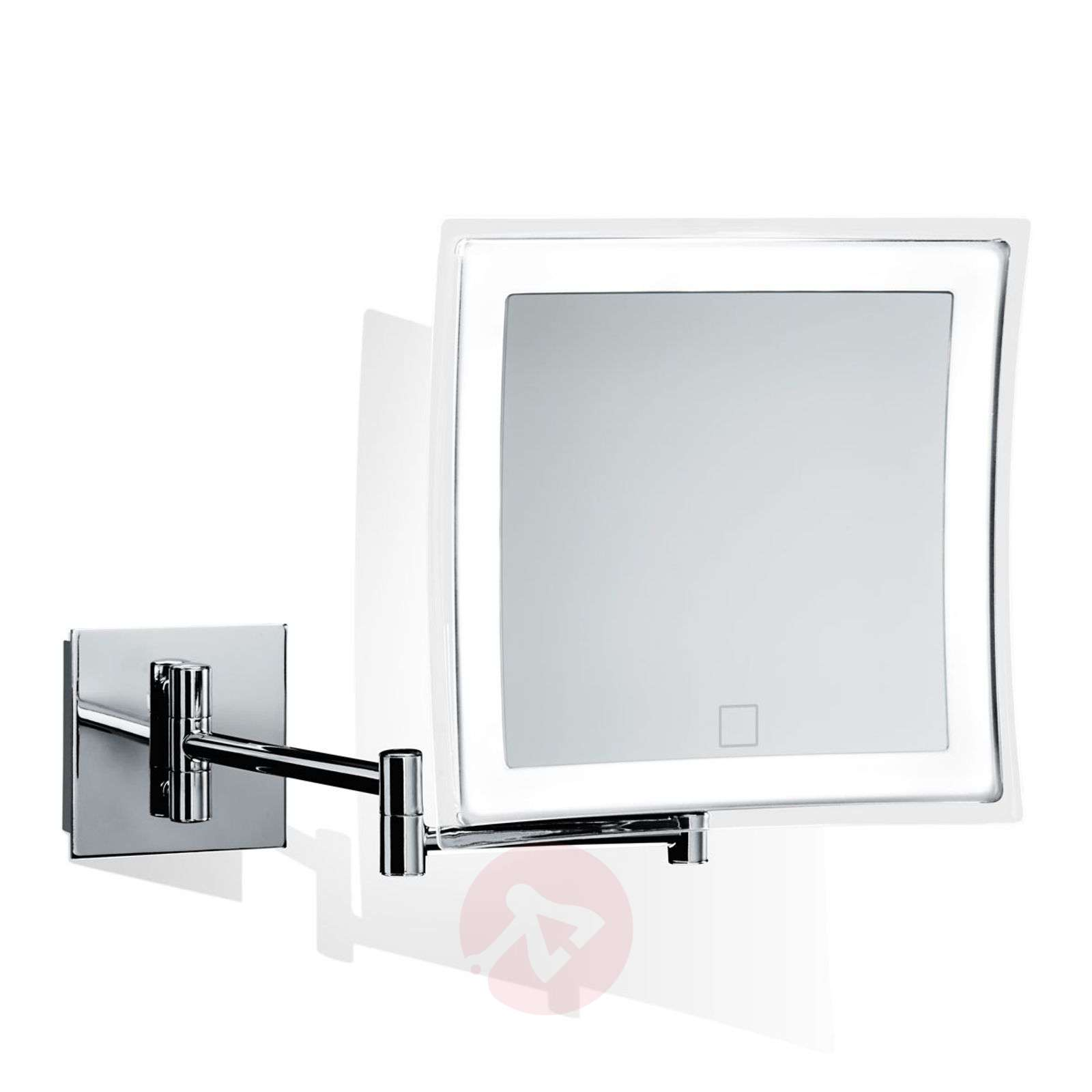 Decor Walther BS 85 Touch LED-wandspiegel vierkant-2504973-01