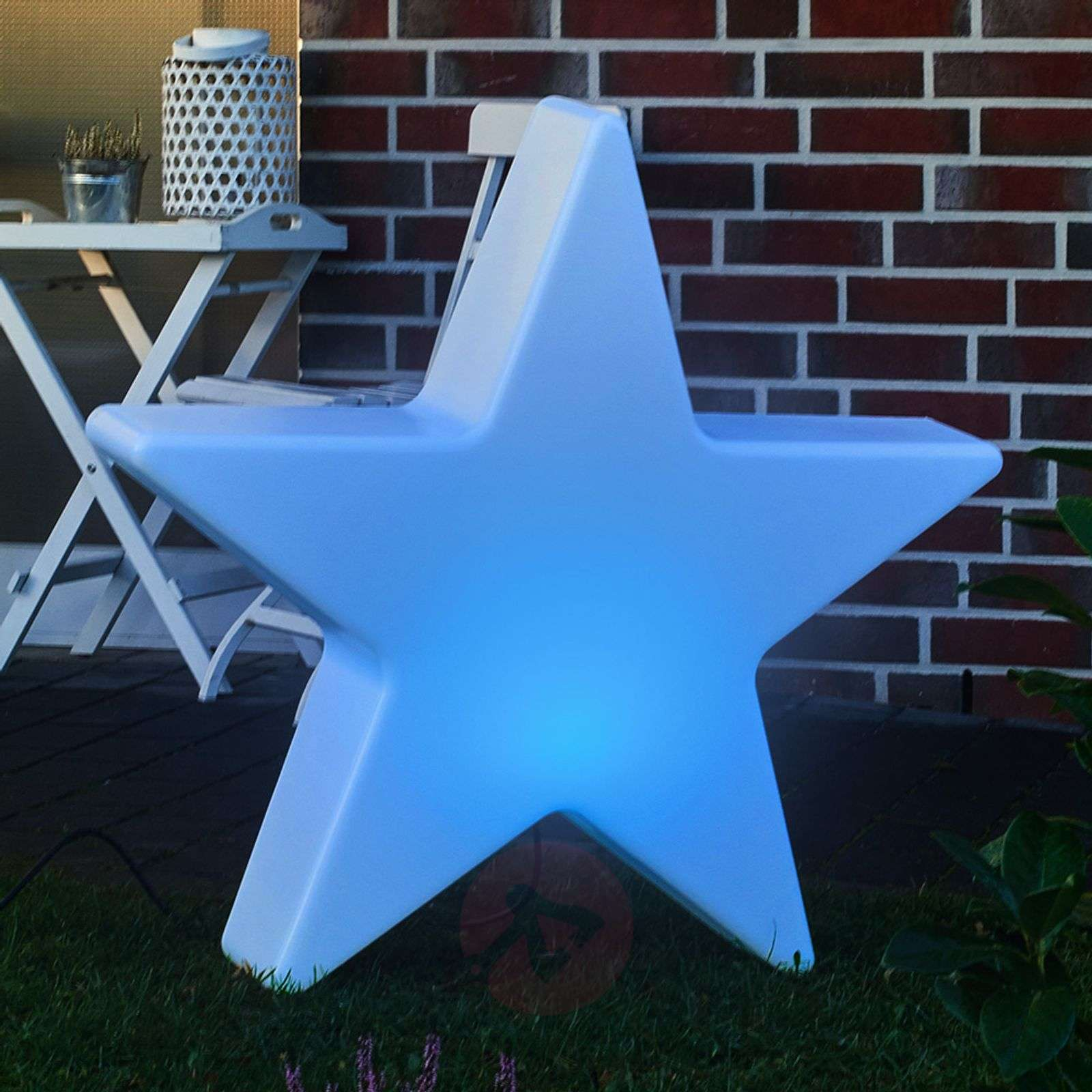 Decoratieve LED-ster Shining Star, 60 cm-1004083-01
