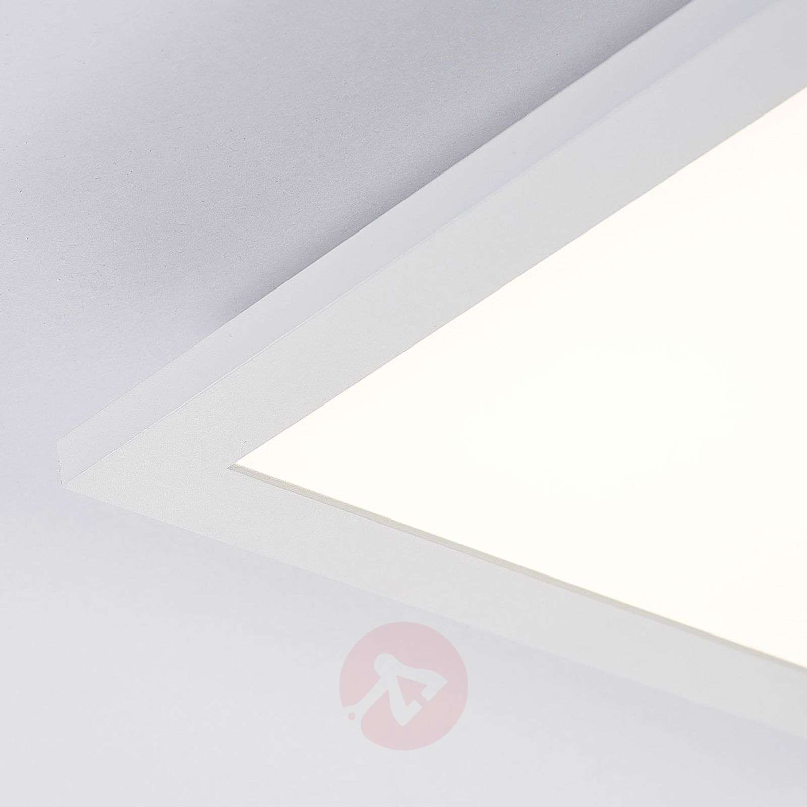 Dimbare LED plafondlamp Lysander m. afst.bed.-9621554-01
