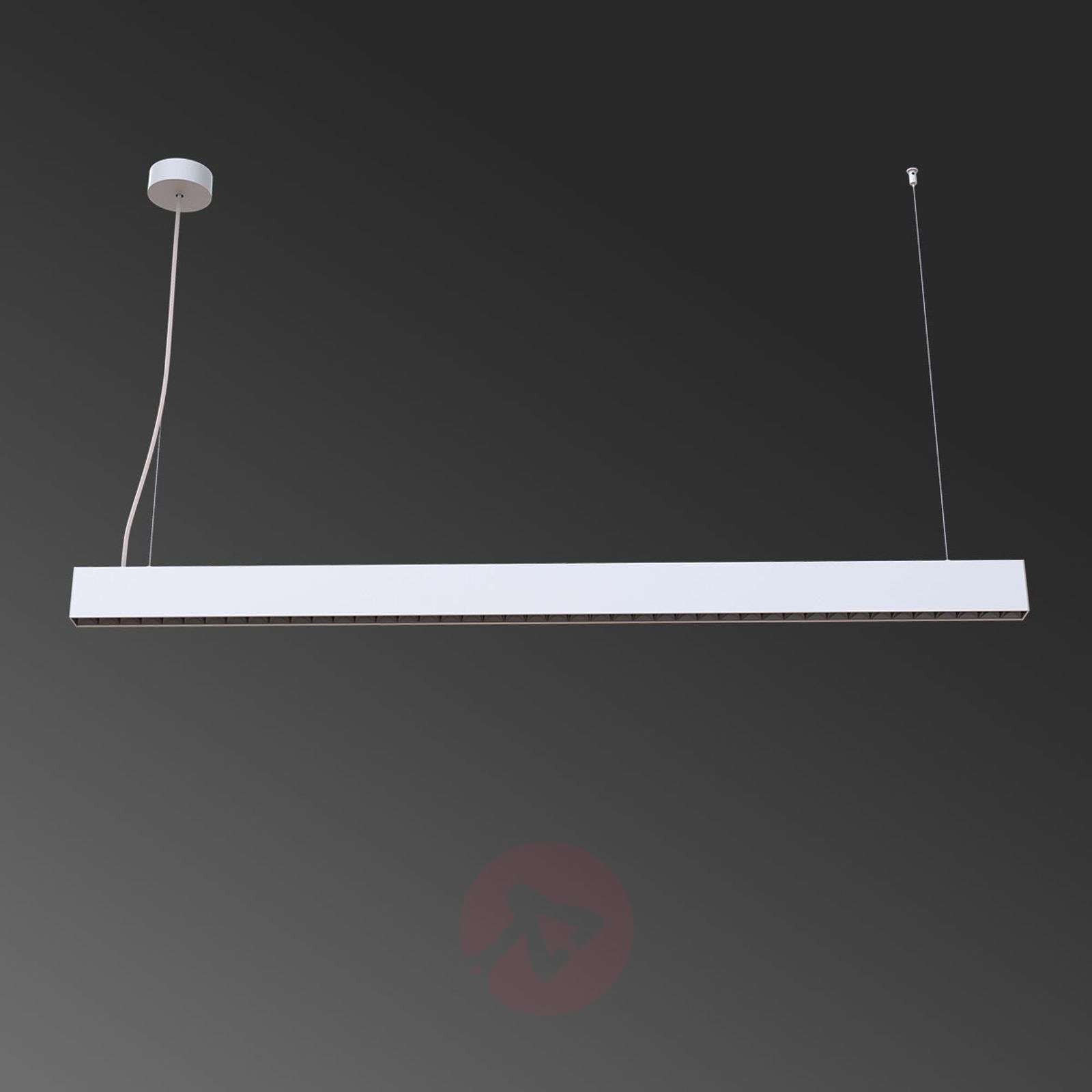 Dimbare office LED hanglamp Ernestine-9968018-06