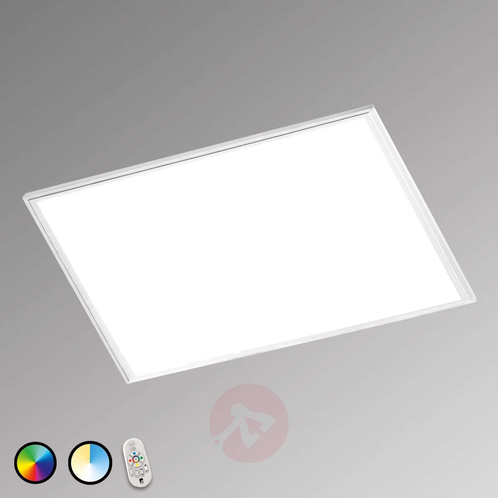 EGLO connect Salobrena-C LED pan., 59,5 x 59,5 cm-3032051-01