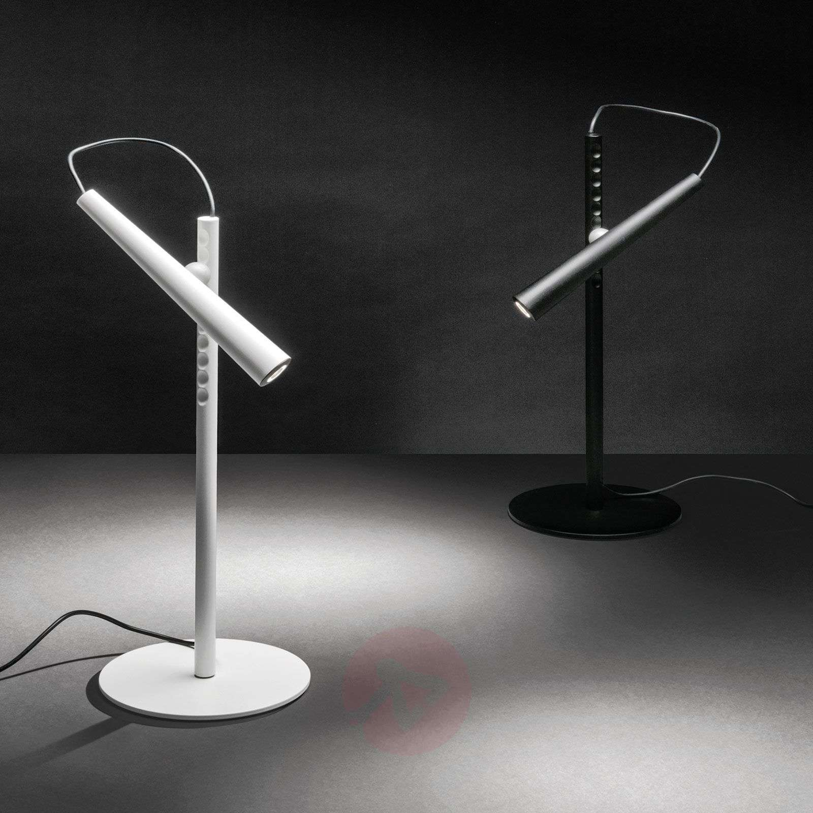 Foscarini Magneto LED tafellamp, wit-3560034-01