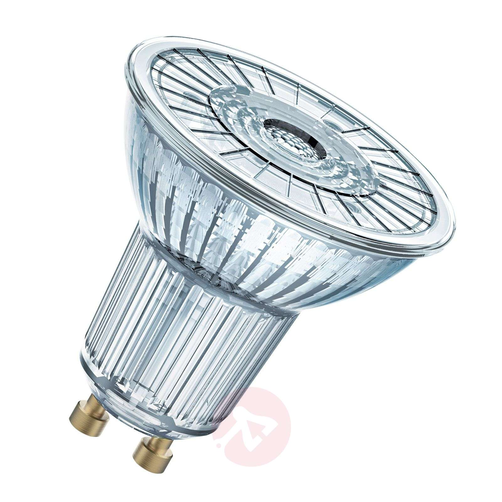 GU10 4,3W 827 Led-reflector 2-delige set-7260972-03