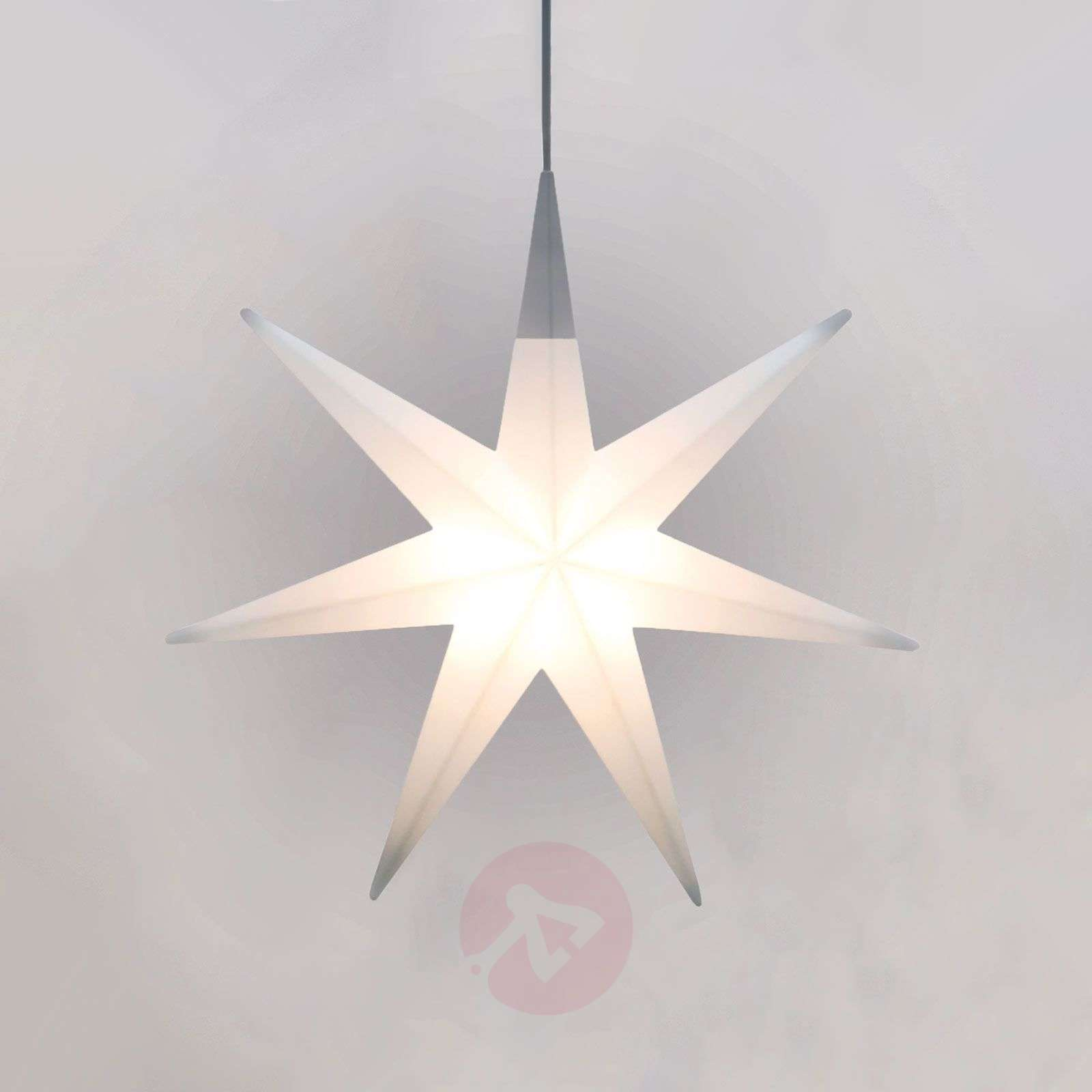 LED-kerstster Shining Glory Star-1004155X-01