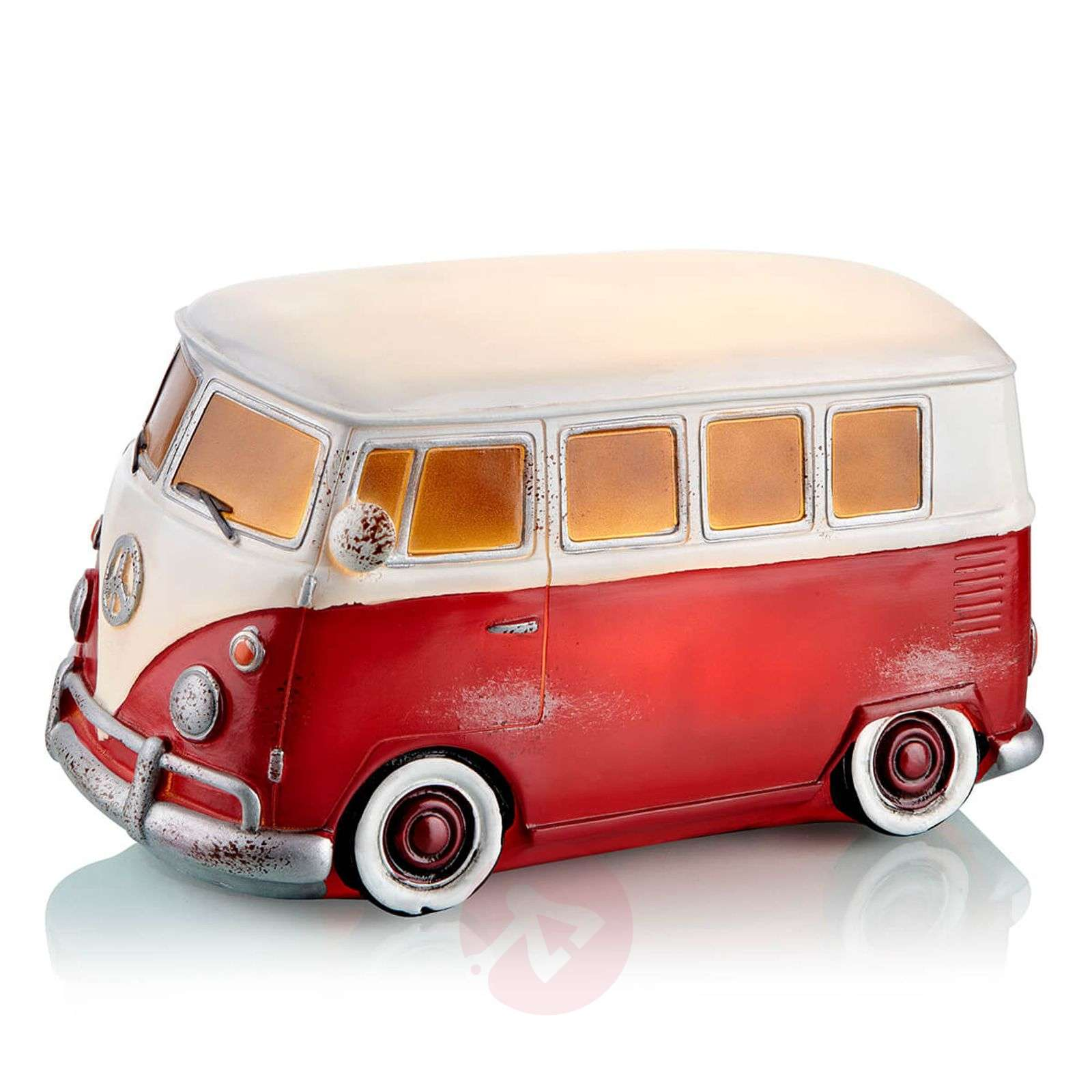 LED lamp Nostalgi in vintage VW busdesign-6506164-01