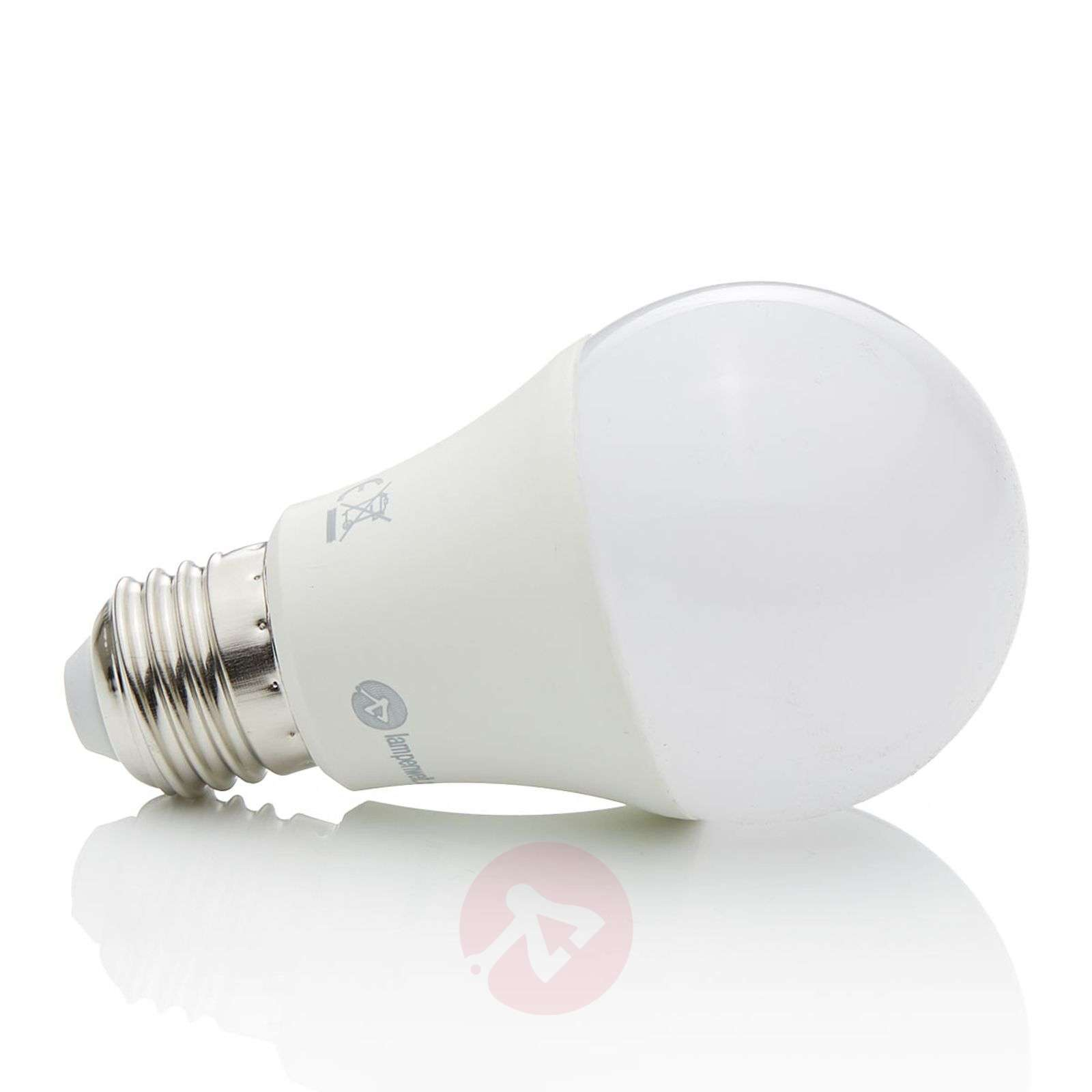 LED lamp RGBW E27 7 W, 500 lumen-9621470-09
