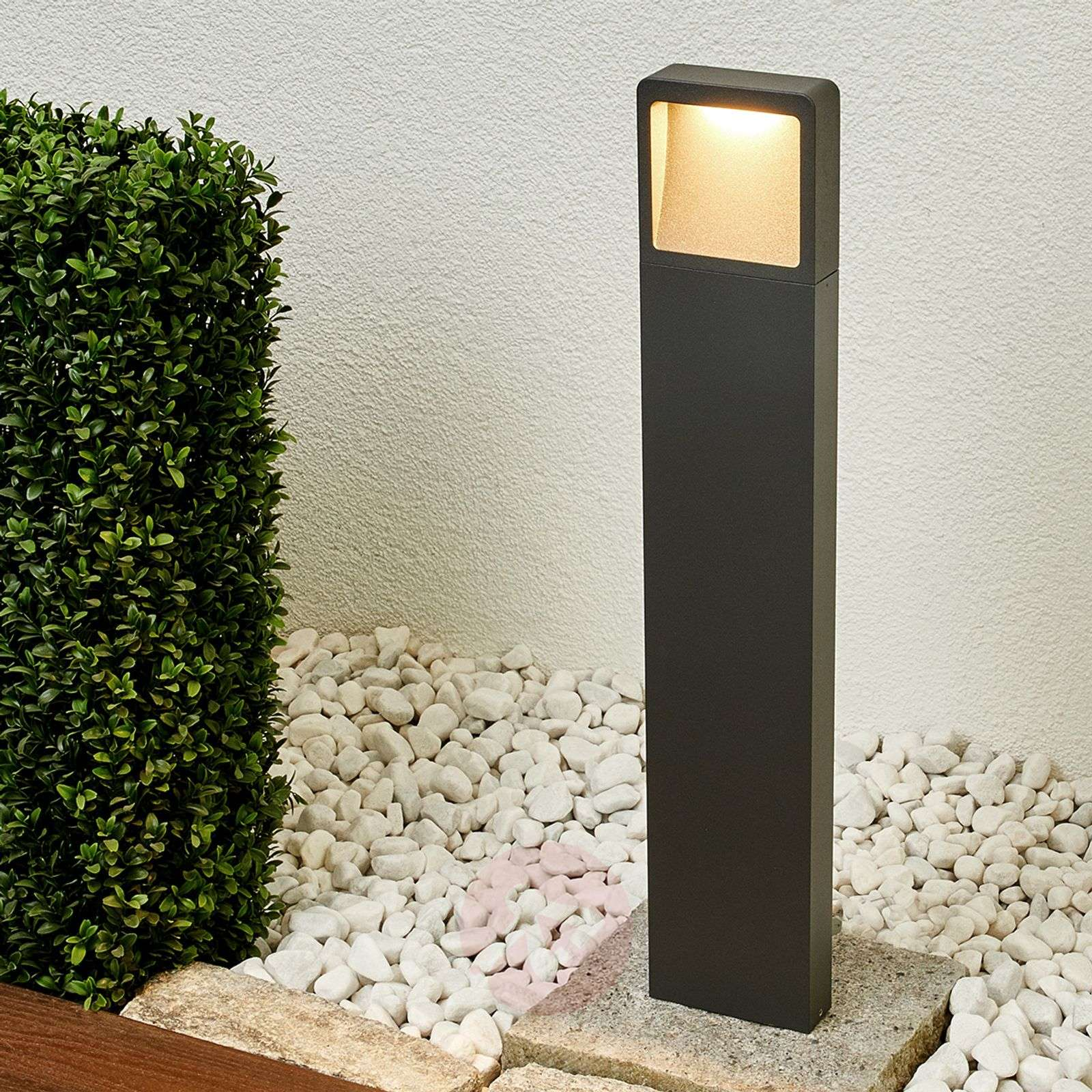 Leya - LED-weglamp met modern effect