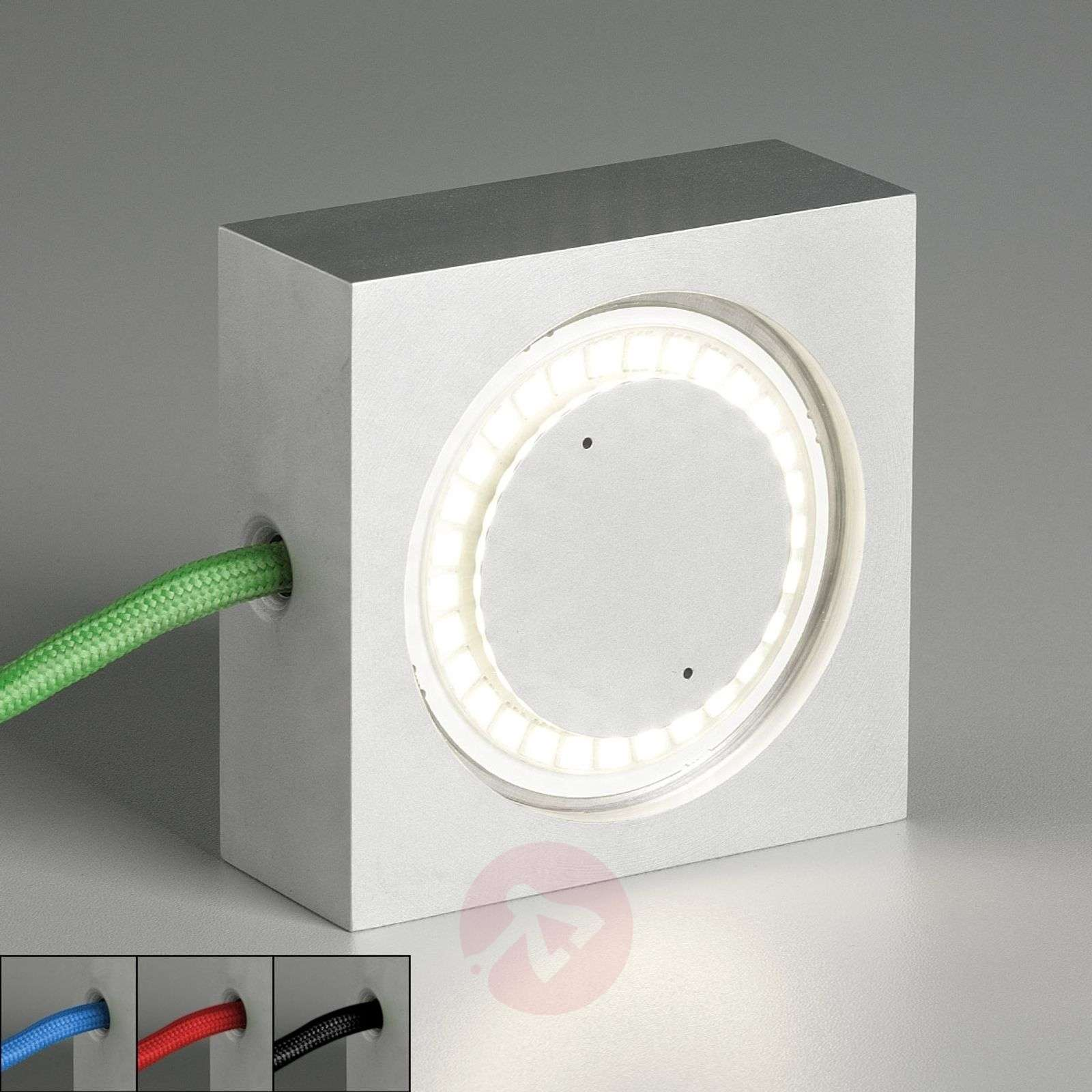 Multifunctionele lamp Square m LED, en gekl. snoer-9030194X-01