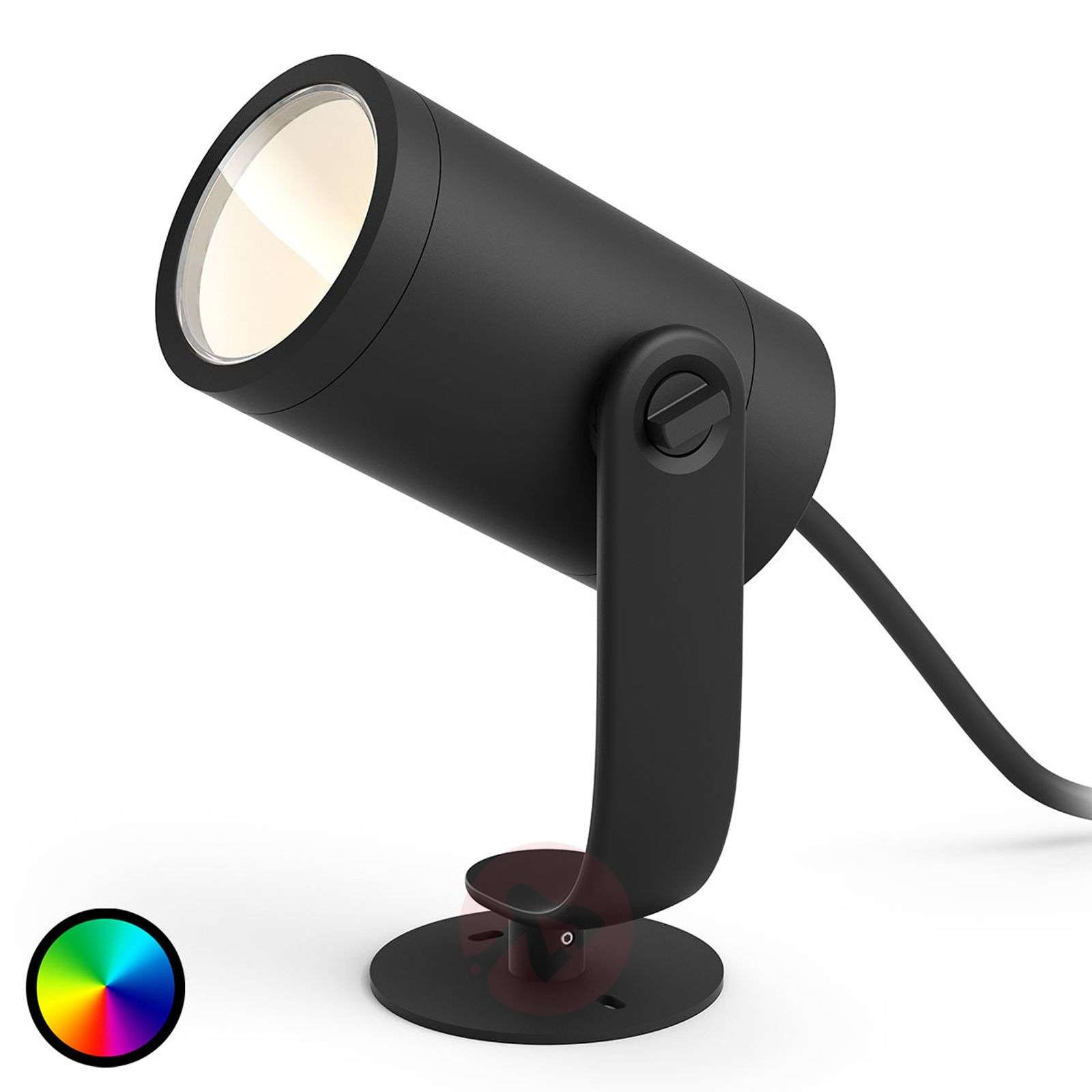 Philips Hue LED spot Lily, aanstuurbaar via app-7534059-01