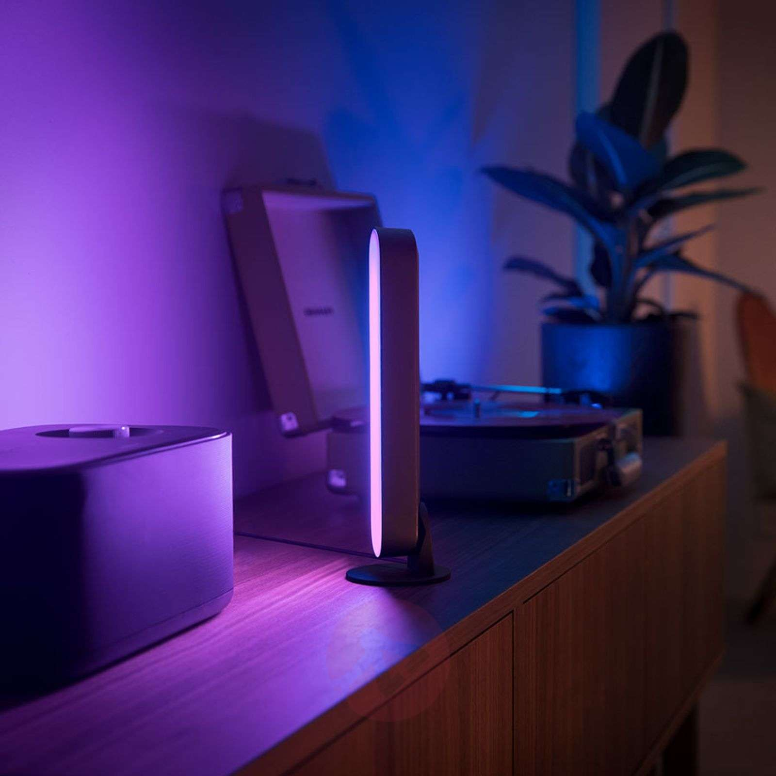 Philips Hue Play Lightbar duopack, zwart-7534079-01