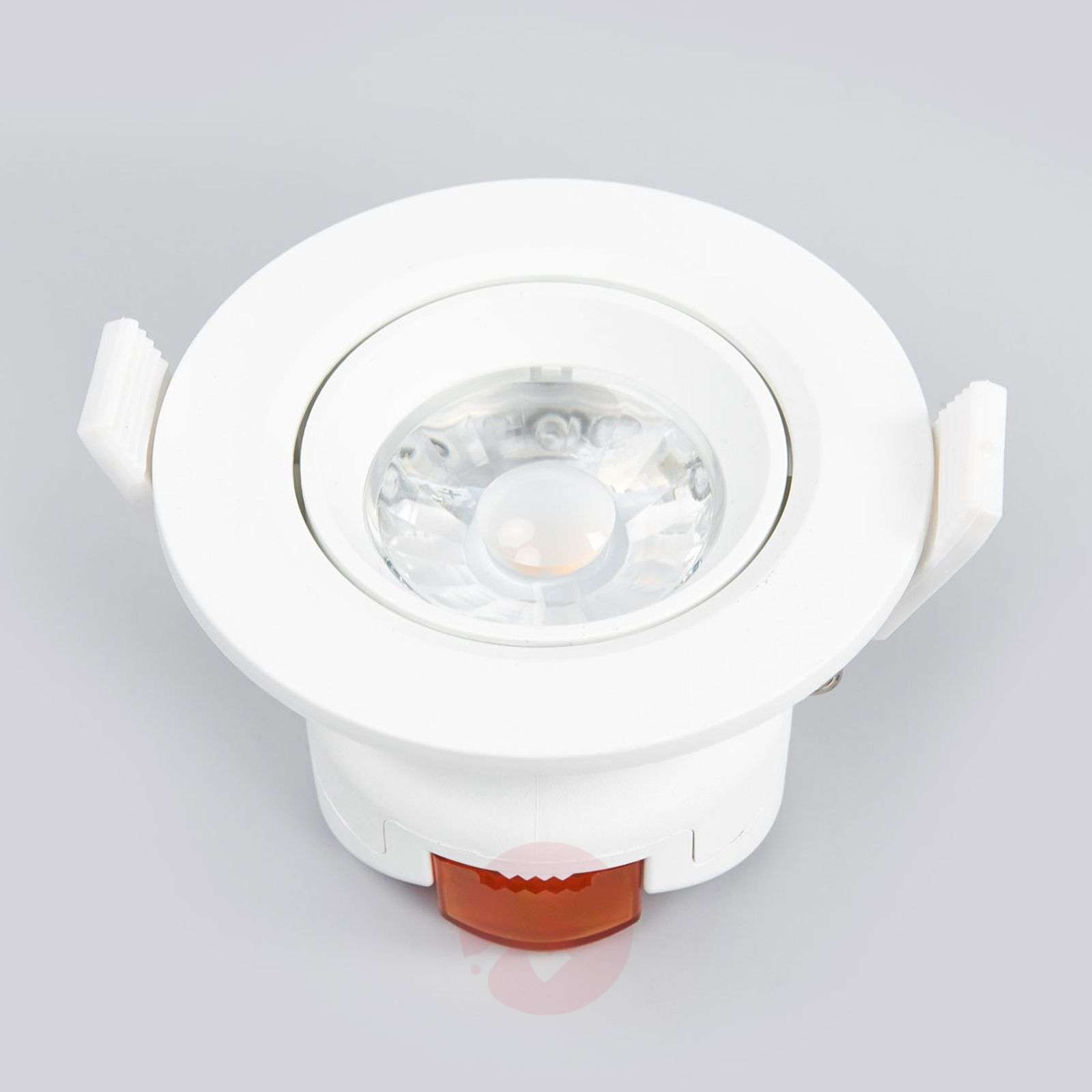 Quentin ronde led inbouwlamp wit, 6W-9978038-02