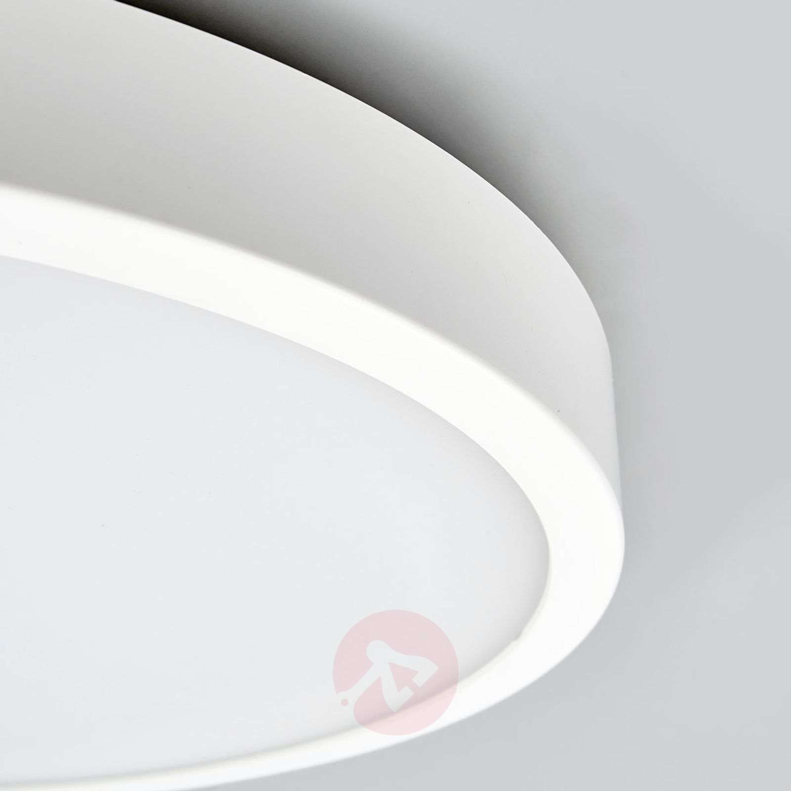 Ronde LED plafondlamp Augusta in wit-9945194-01