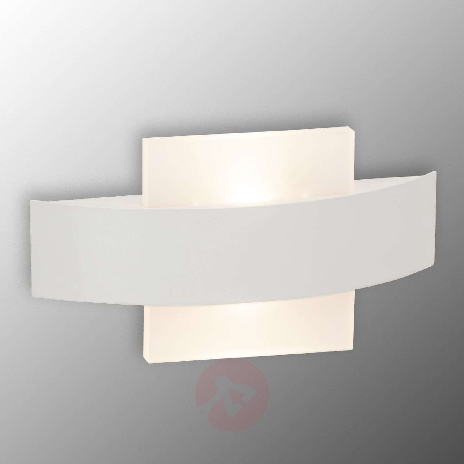 Solution LED-wandlamp vierkante diffuser-1509033-01
