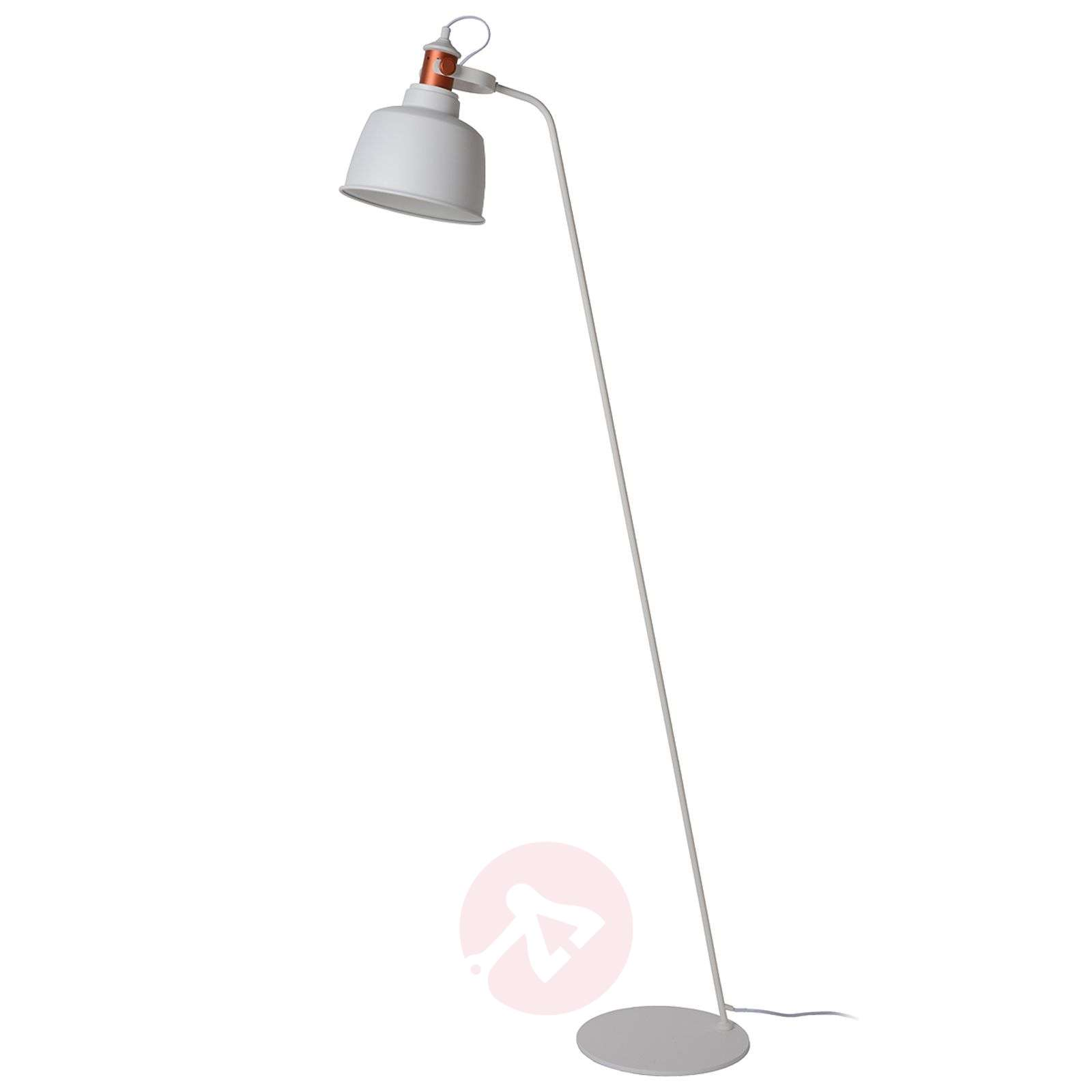 Simple fabulous trendy staande lamp tjoll in industrieel for Staande lamp betonlook