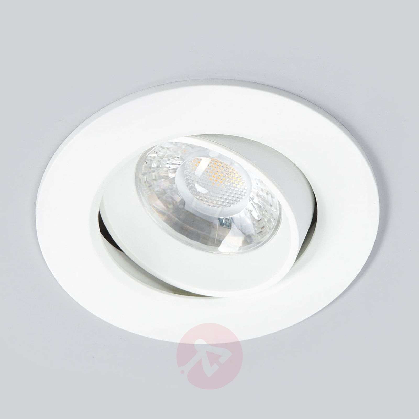 Witte led inbouwspot Quentin, 9W-9978039-02