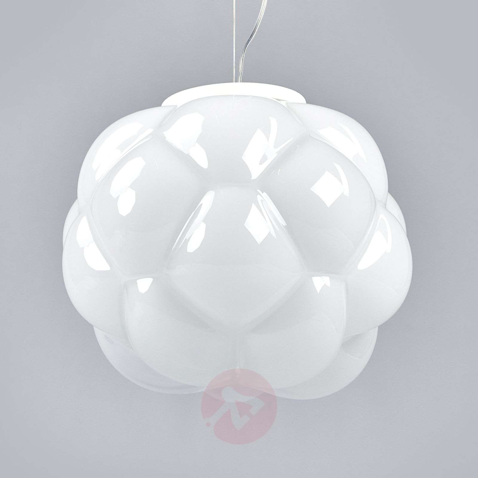 Wolkvormige LED hanglamp Cloudy-3503192X-01