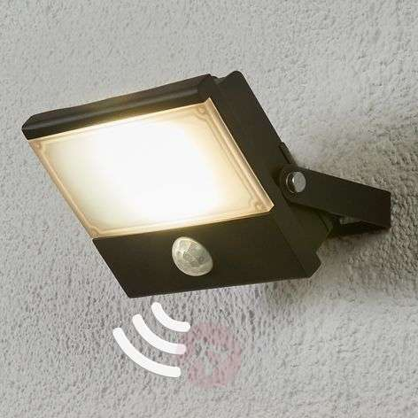 Auron functionele LED-buitenspot met sensor-4018059-33