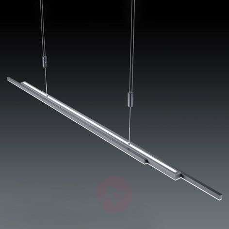 BANKAMP L-lightLINE LED-hanglamp up and down
