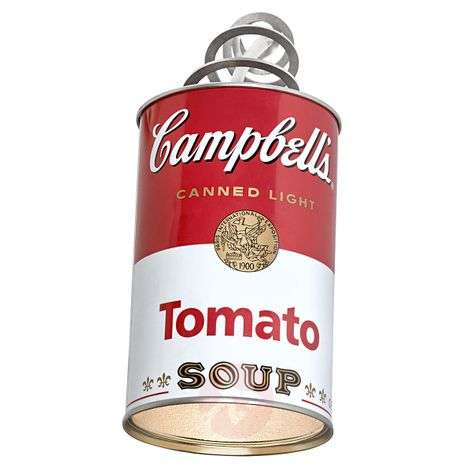Canned Light - hanglamp en wandlamp