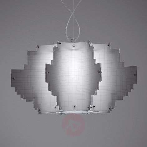 Design-hanglamp Nuvola, wit-1056022-31