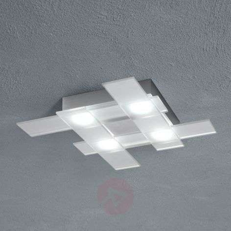 Dimbare LED-plafondlamp Manhattan