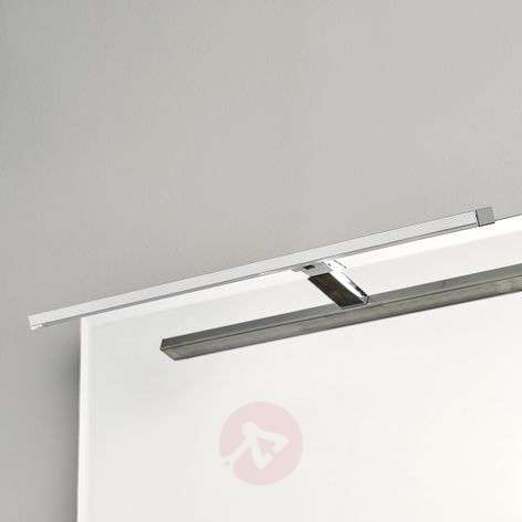 Dimbare LED-spiegellamp EstherBiled, 50 cm lang