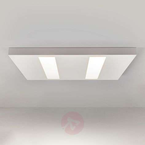 Dunne LED opbouwlamp 37 W wit, OSRAM-LED's