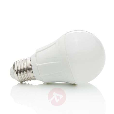 E27 9W 830 LED-lamp peervormig warmwit