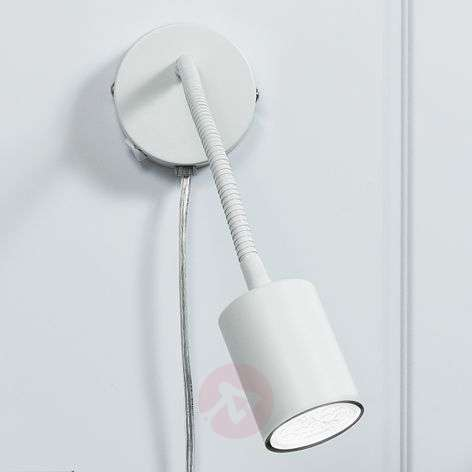 Explore buigzame LED wandspot in wit-7006001-31