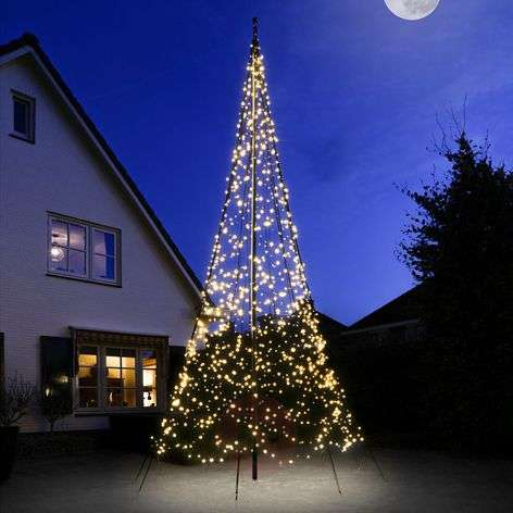 Fairybell® kerstboom, 6 m, 1200 LEDs