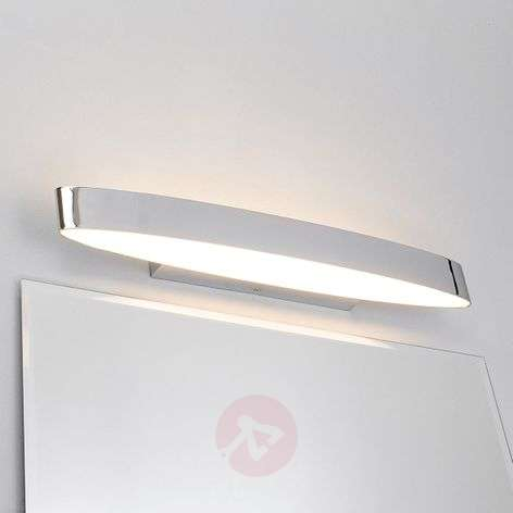 Glanzende LED-spiegellamp Yaren