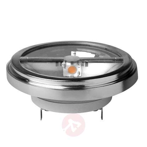 GU10 12W LED lamp 45°, dim to warm