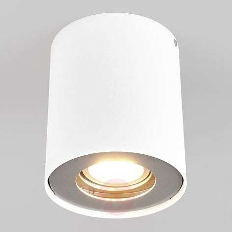 GU10-LED downlight Giliano, 1-lamps, rond, wit