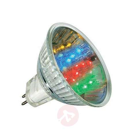 GU5,3 MR16-ledreflectorlamp van 1W, multicolor-7500141-32