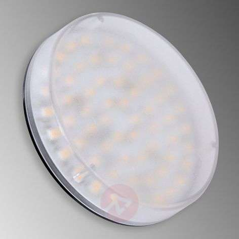 GX53 4,5W LED lamp, helder of mat