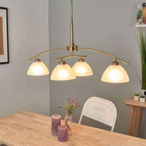 Hanglamp PIHLA in oud messing-4508251-31