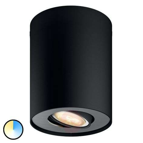 Incl. dimschakelaar - Philips Hue LED spot Pillar