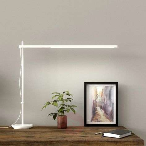 LED bureaulamp Talak Professional, wit