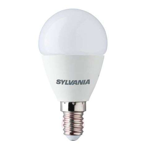 LED druppellamp StapDim E14 5,5W, warmwit