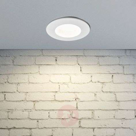 LED inbouwspot Kamilla, wit, IP65, 11W