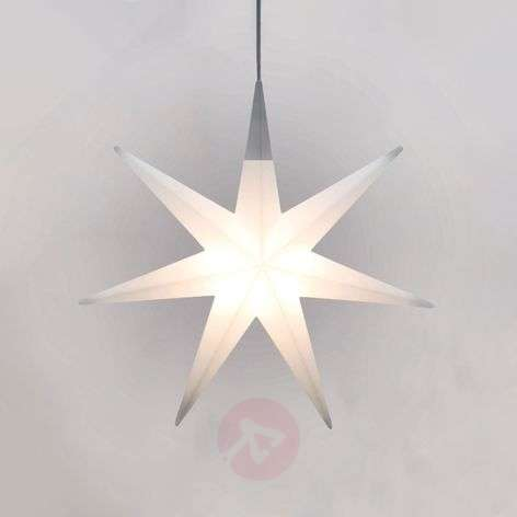 LED-kerstster Shining Glory Star