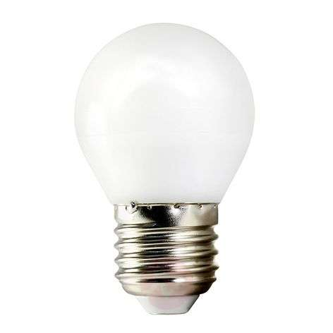 LED lamp TEMA E27 5W Druppel 2.700K voor AC/DC