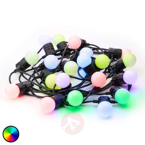 LED-party-lichtketting Twinkly Festoon uitbreiding