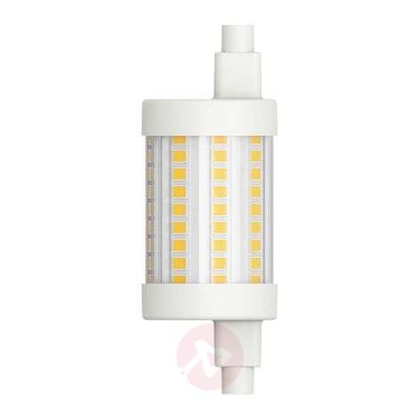 LED staaflamp R7s 78,3 mm 8 W warmwit