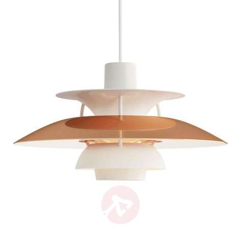 Louis Poulsen PH 5 Mini Copper hanglamp Ø 30 cm