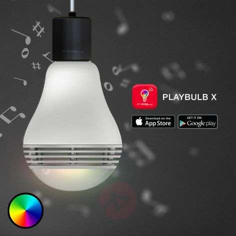 MiPow Playbulb Color LED lamp E27 met luidspreker