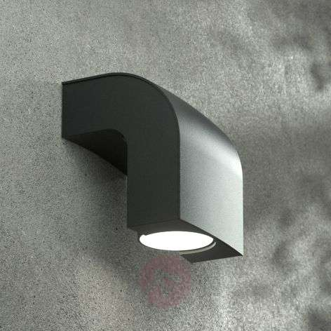 Moderne outdoor wandlamp KLAMP